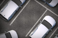 Parking at Galveston Port
